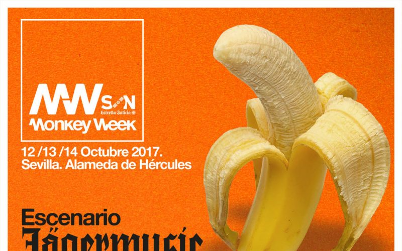 Monkey  Week 2017: Escenario Jägermusic
